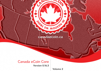 An important announcement from the Canada eCoin Developers.  re: our future.
